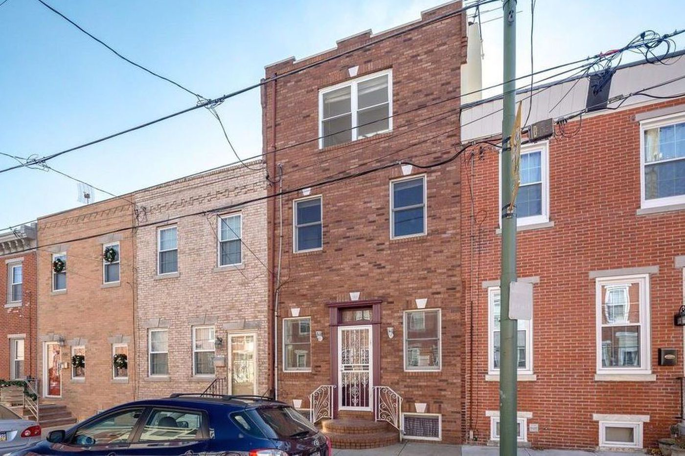 For sale in South Philly: An investment house featuring a standout master suite