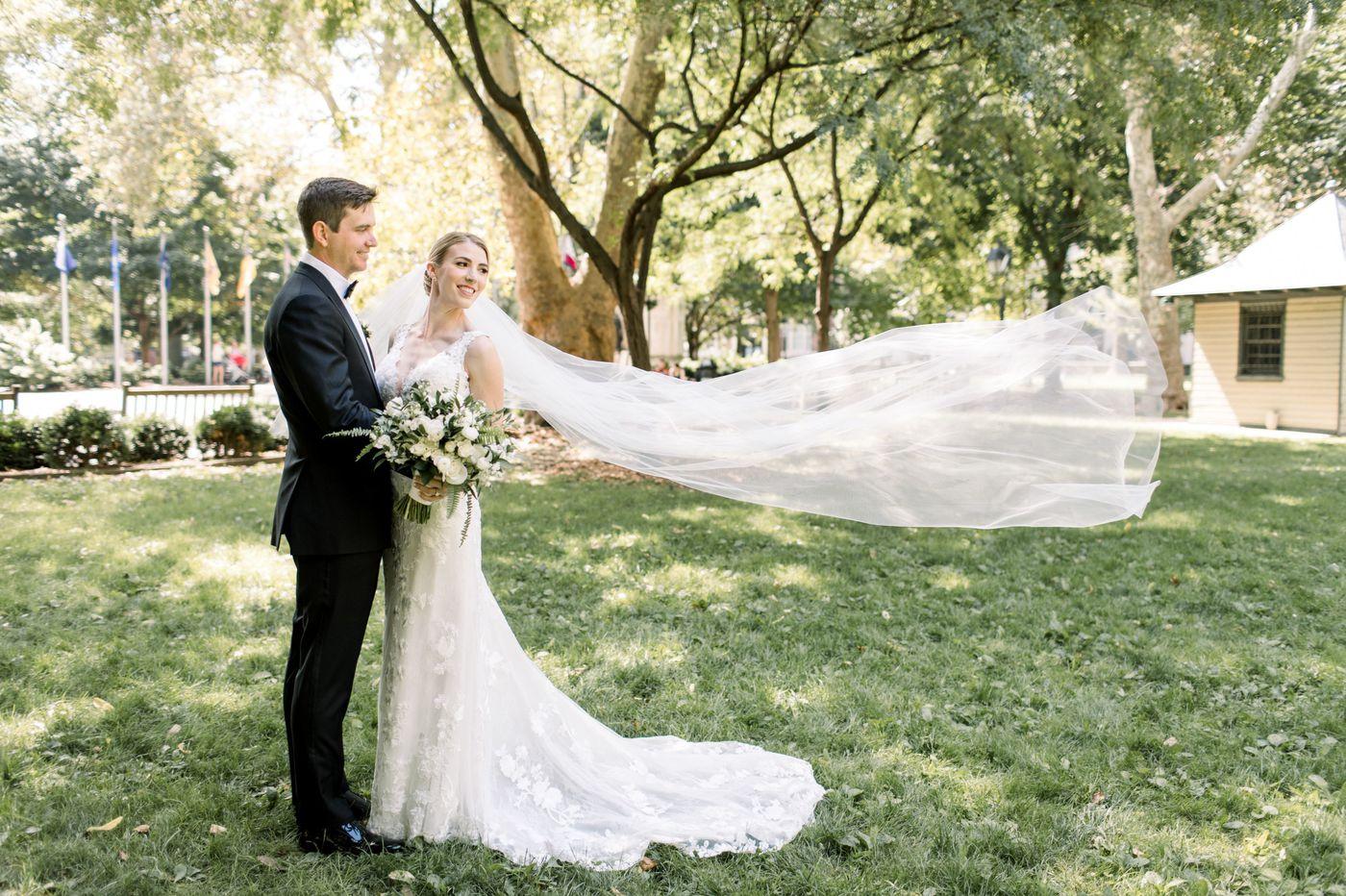 Philadelphia Weddings: Tessica Glancey and Robert Crampton