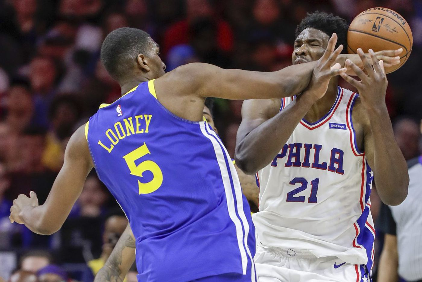 Sixers-Warriors: Sixers blow a 24-point lead, five quick thoughts from a 124-116 loss