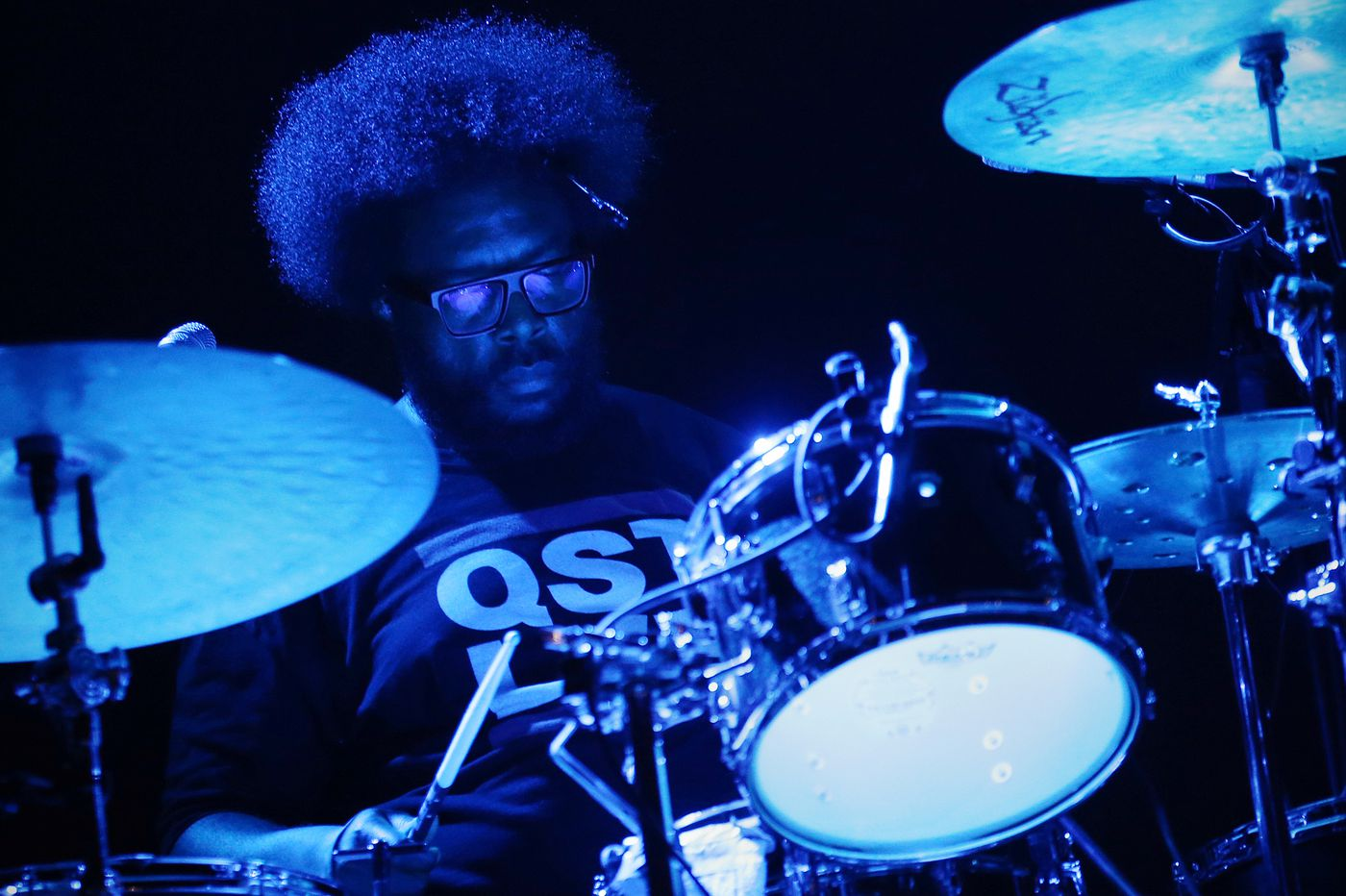 Party like Questlove with his new book on cooking and entertaining