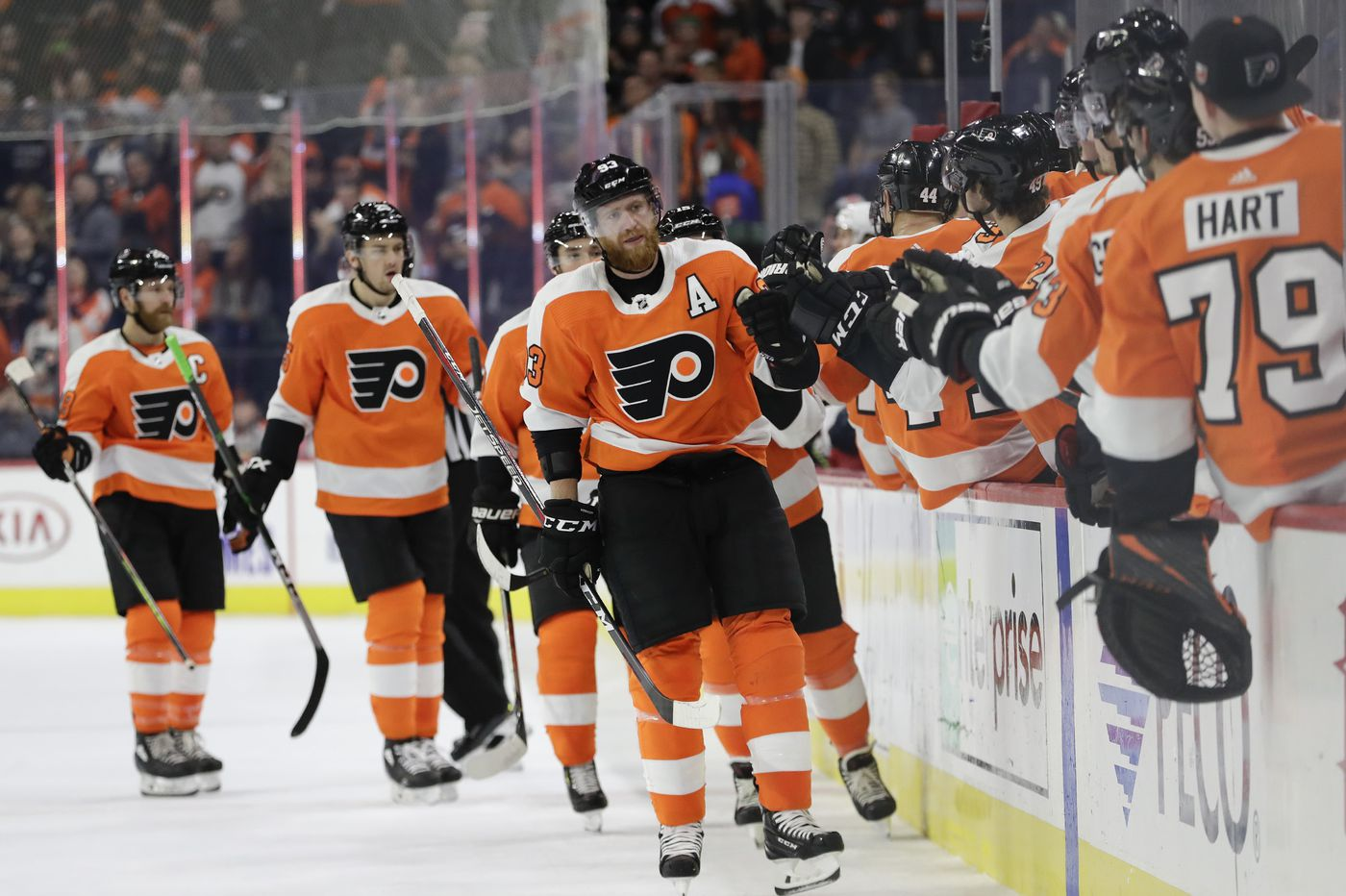 Flyers' victory song getting lots of play during team's hot streak