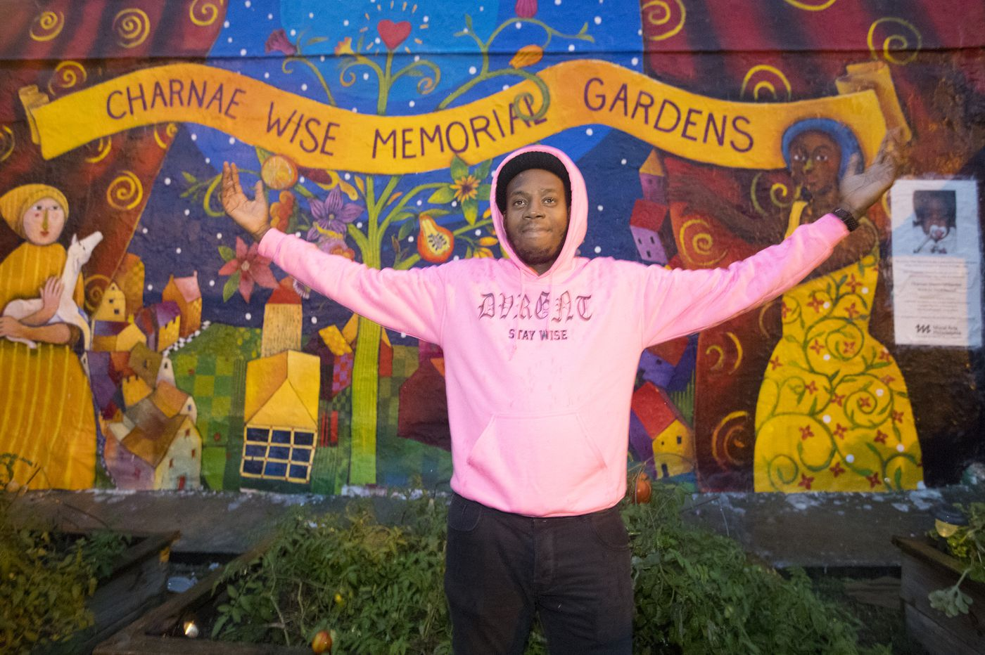 A new mural for a child starved to death in a basement in 1997, and a second chance for her brother | Helen Ubiñas