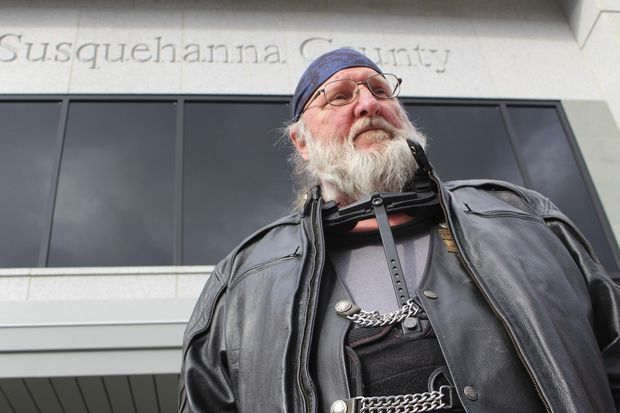 Houston gas driller wants Northern Pennsylvania man thrown in jail for contempt