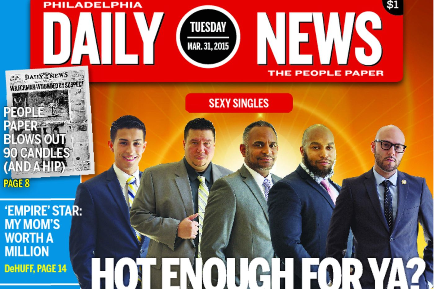 Dailynews Monthly Covers 03/31/15