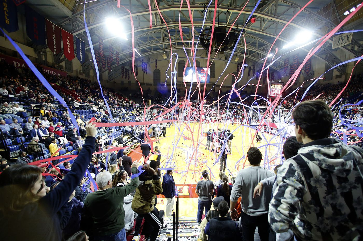 Penn's tone-deaf decision ignores the Palestra's place in history | Opinion