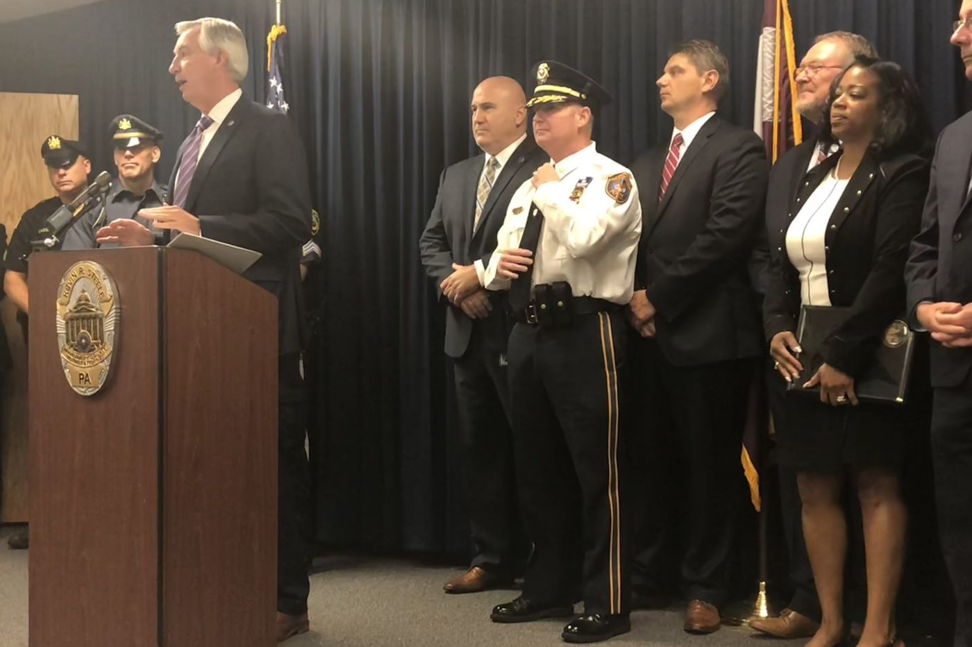 4 Montgomery County doctors charged with running 'pill mills' arrested