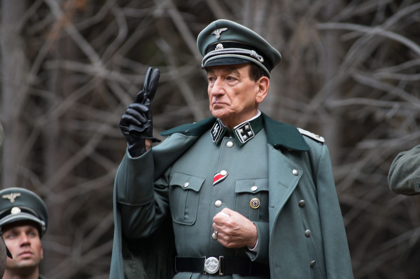 'Operation Finale': Ben Kingsley stuns playing 'banality of evil' Nazi Adolf Eichmann