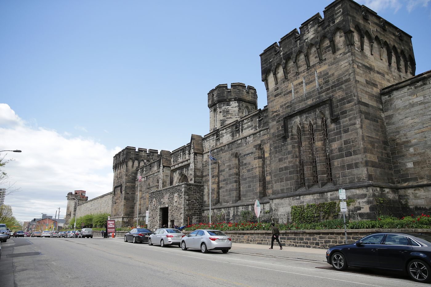 Touring Eastern State Penitentiary: Watchful eyes, hidden messages, mystery murals