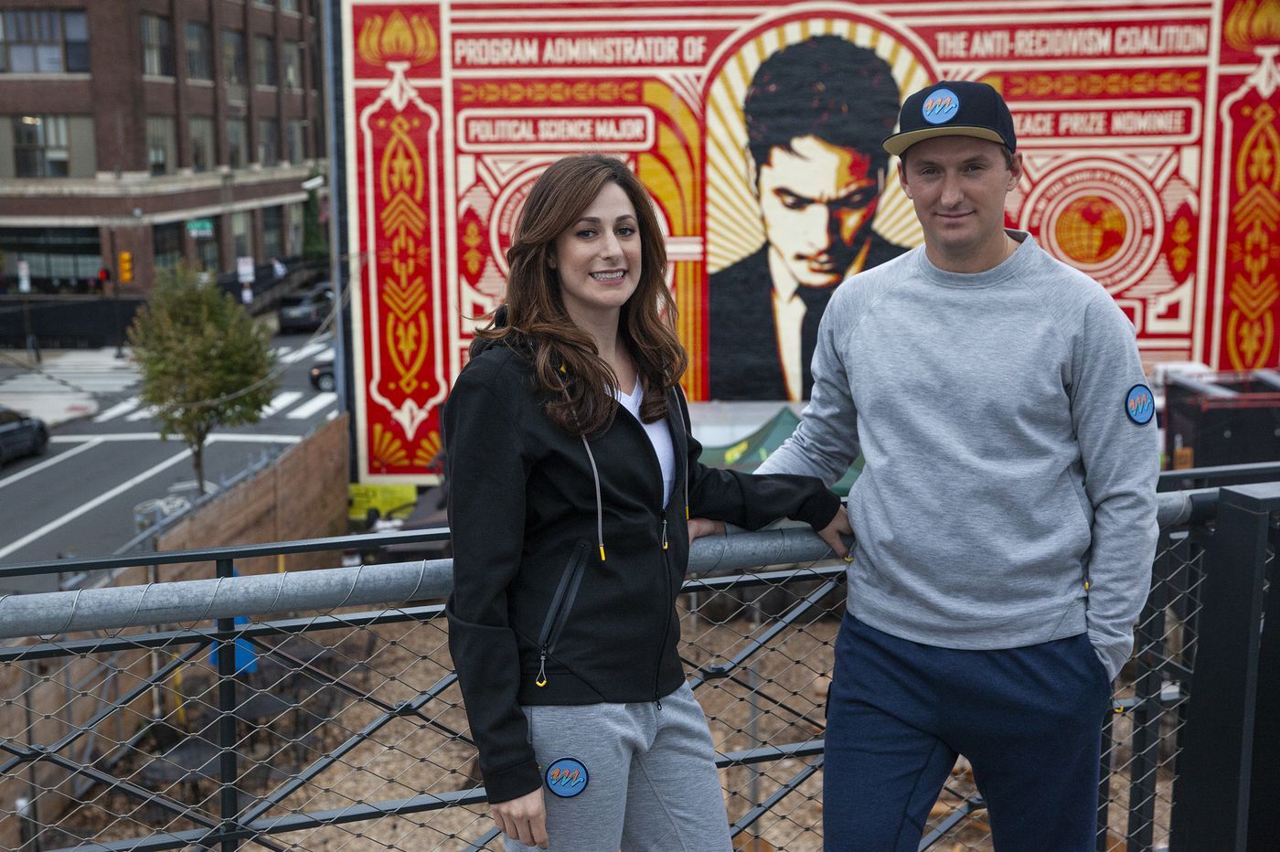 Larkshead is a Philly athletic apparel start-up that wants you to own less apparel