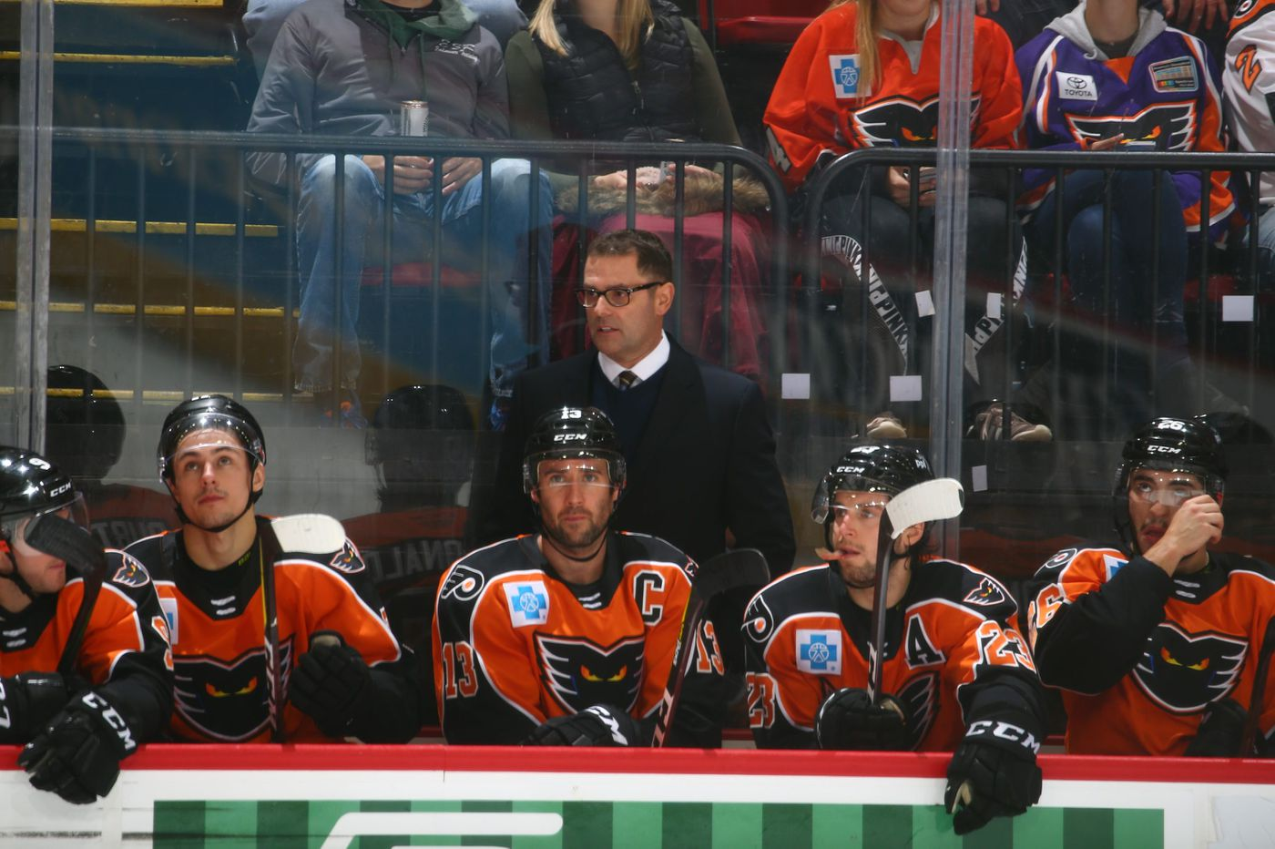 AHL: Phantoms Coach Scott Gordon Yearns To Return To The NHL, But Enjoys Life In The Minors