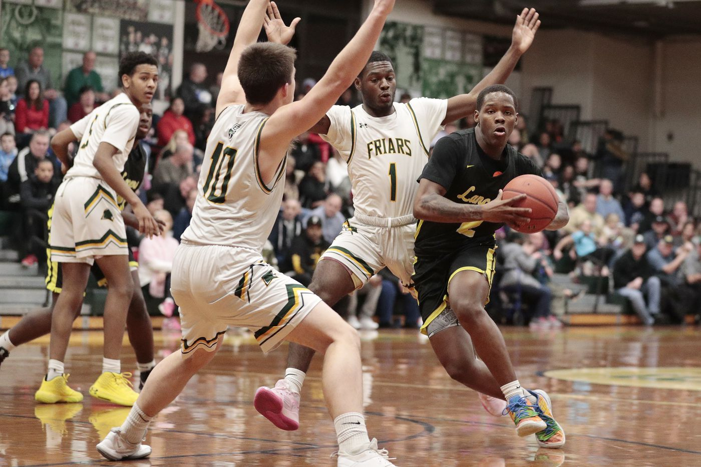 Breaking down the Philadelphia Catholic League boys' basketball quarterfinals