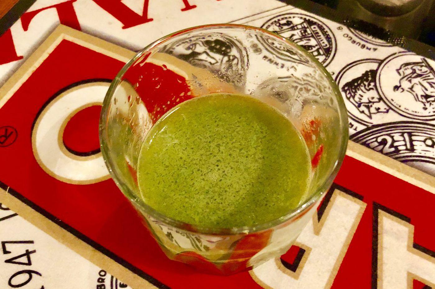 The Gatorade-inspired cocktail that's better than Gatorade