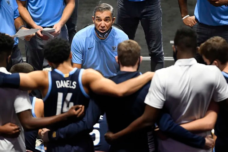 Villanova will have a busy remaining schedule in the Big East, with 16 games planned from Dec. 30 to the end of the regular season on March 6.