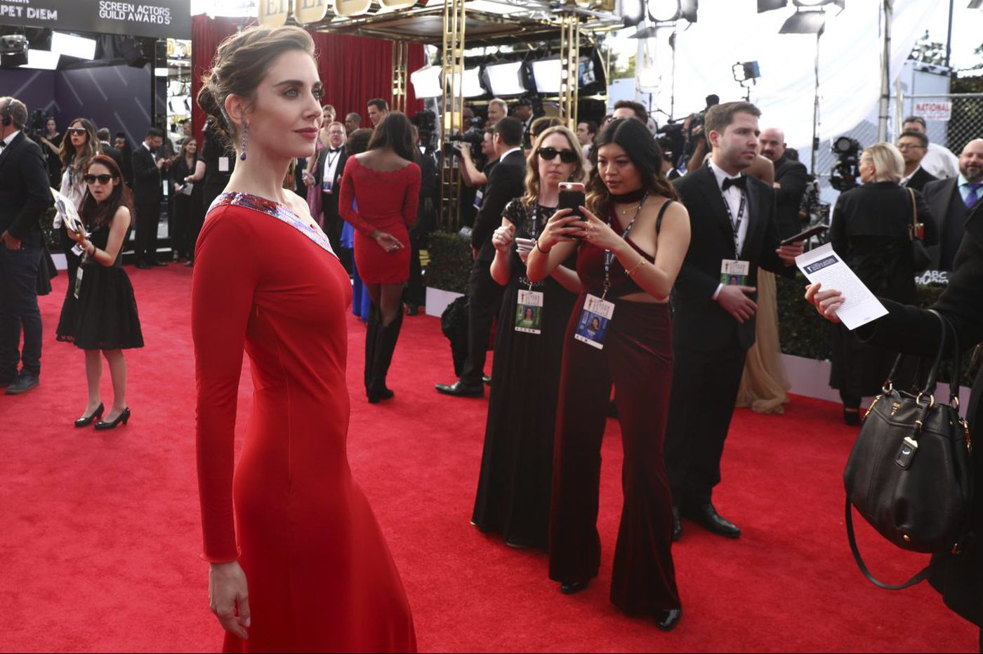 Why they won't be asking 'Who are you wearing?' on the red carpet this season | Elizabeth Wellington
