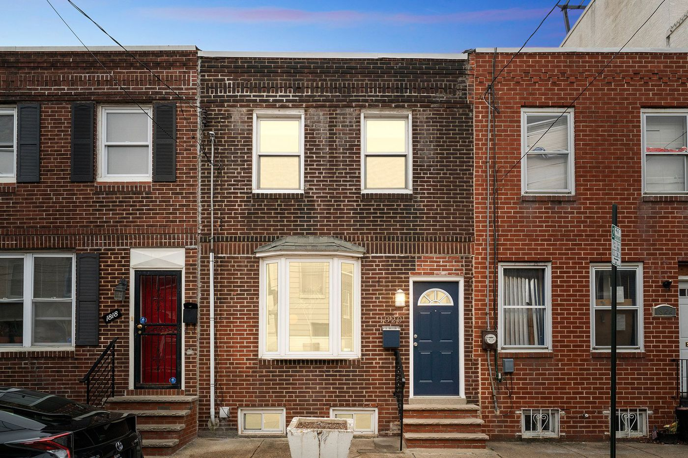 On the market: A two-bedroom rowhouse in Point Breeze for $350,000