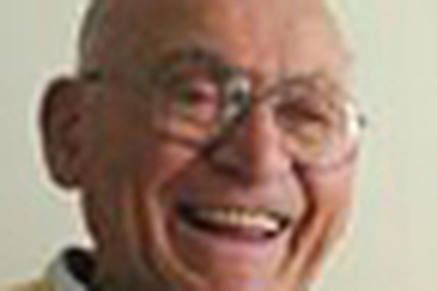 Pep Boys stalwart Max Siegel, 102