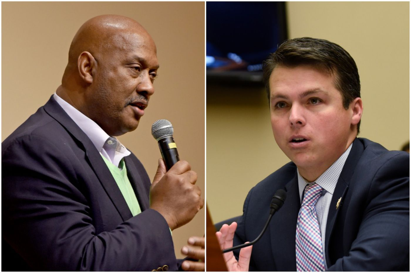 Amid change in Congress, Philly's Brendan Boyle, Dwight Evans vie for power