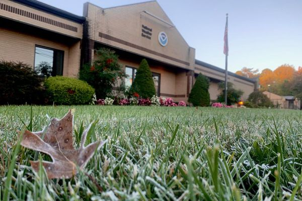 First frost and freezing temperatures invade Philly region; 'heat island' spares city