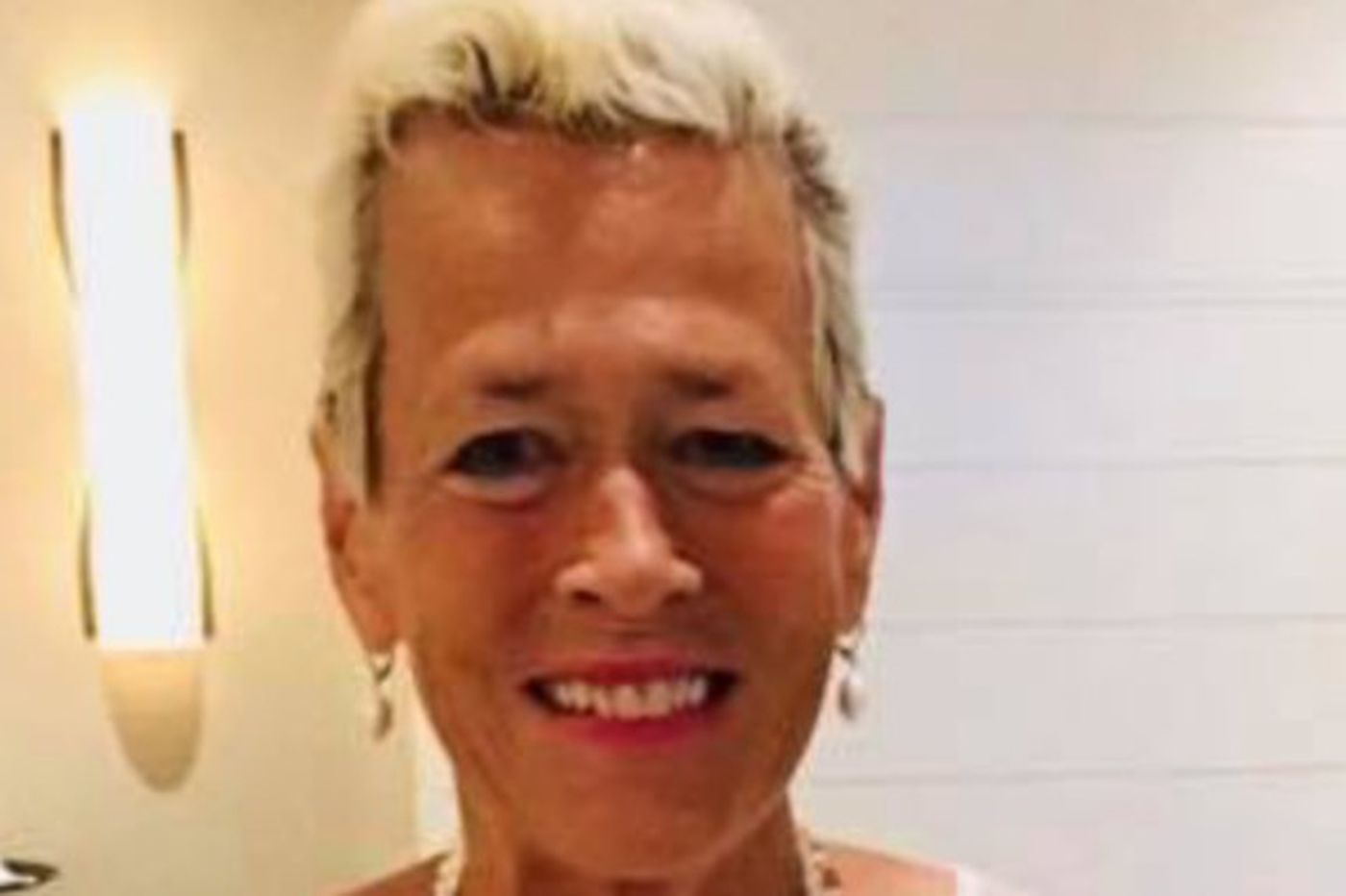 Alicia Arizin Sterling, 63, of Haverford, a nurse, mother, and community volunteer