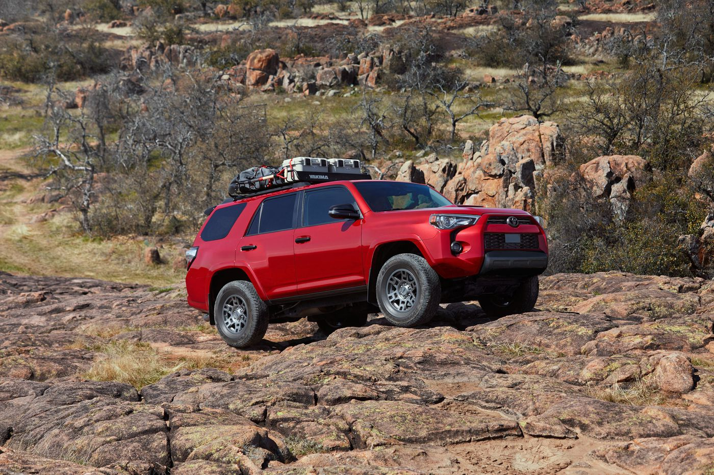 SUV test, part 2: 4Runner takes us on a rugged trip back in time