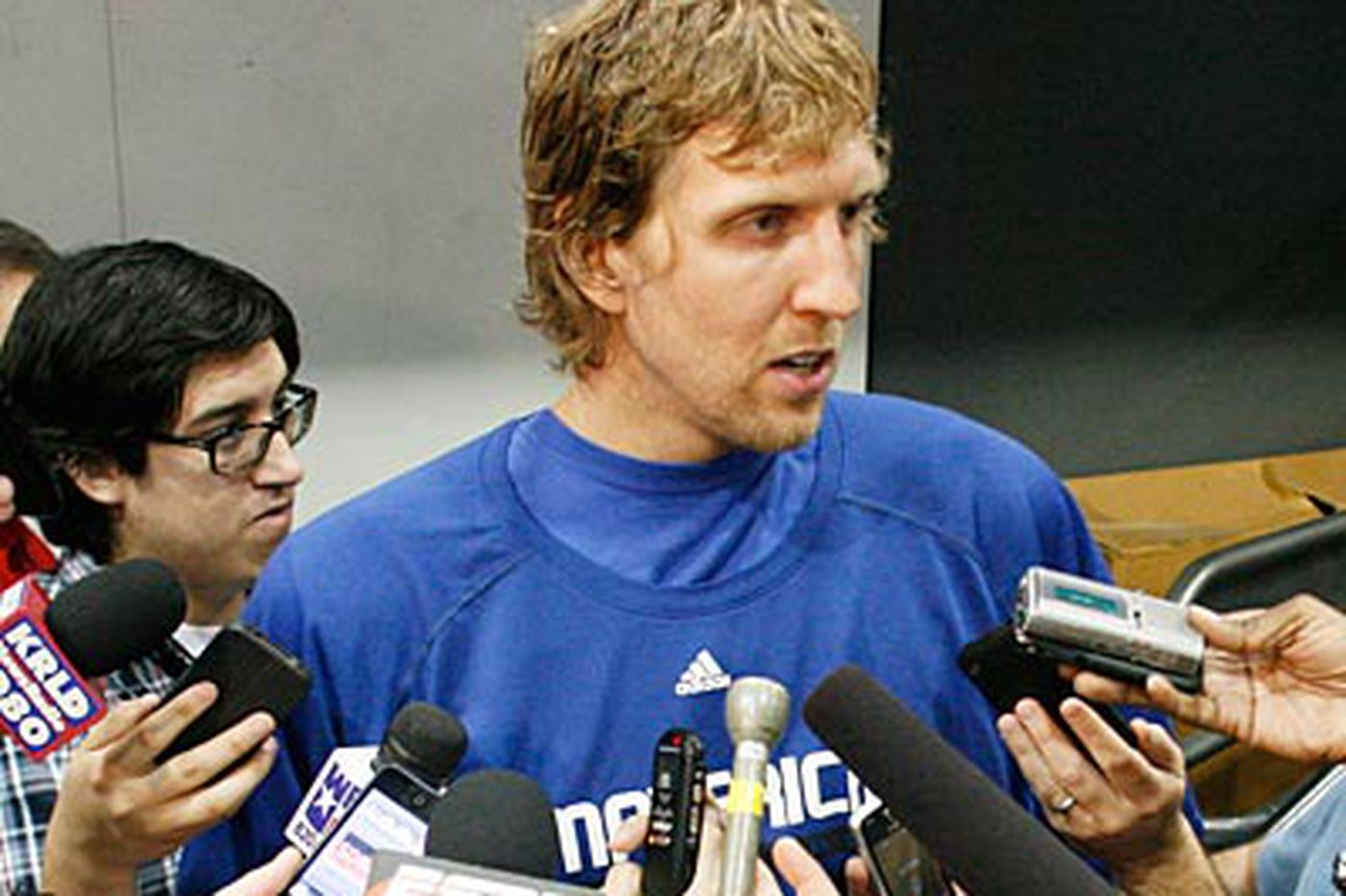 Five years later, Nowitzki and Mavs get a second shot