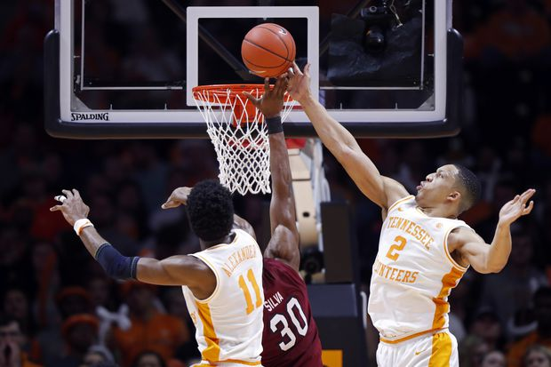 Saturdays for No. 1 Tennessee about to get a lot tougher | College basketball notes