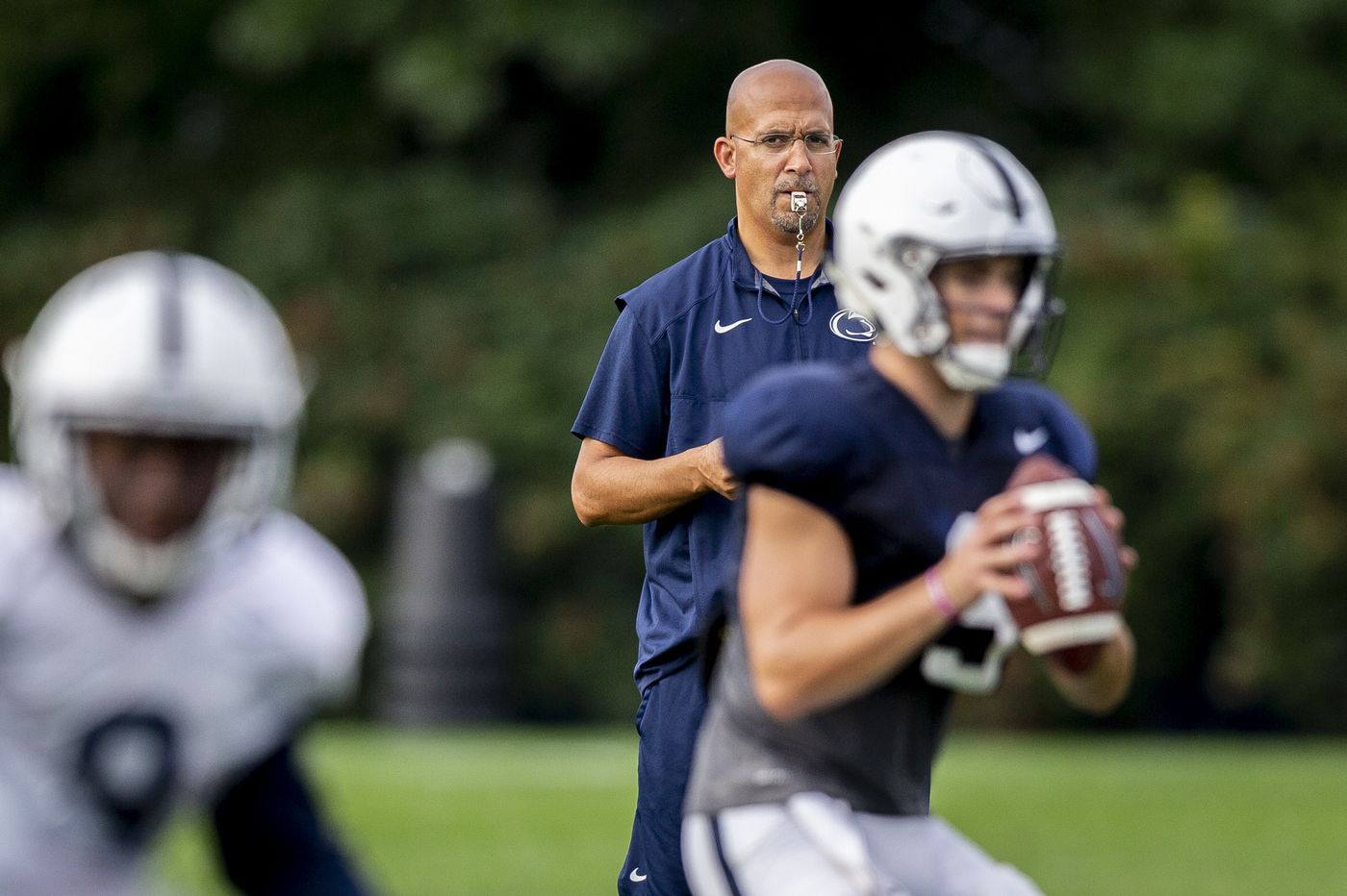 Penn State's James Franklin won't change approach for Friday night game vs. Illinois