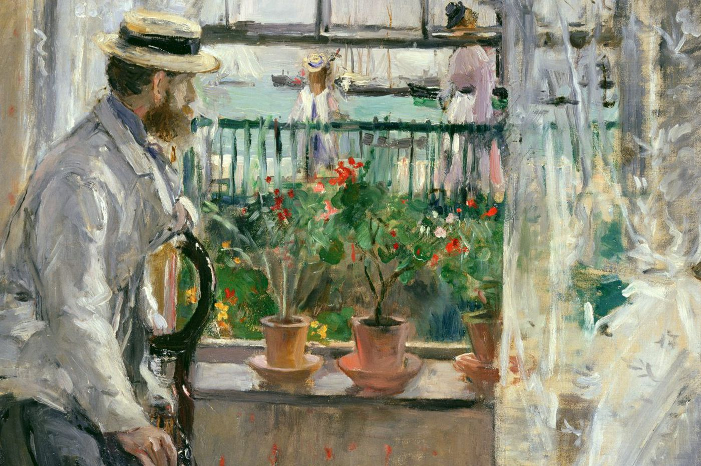 Important Berthe Morisot exhibition of impressionist paintings coming to Barnes Foundation in 2018