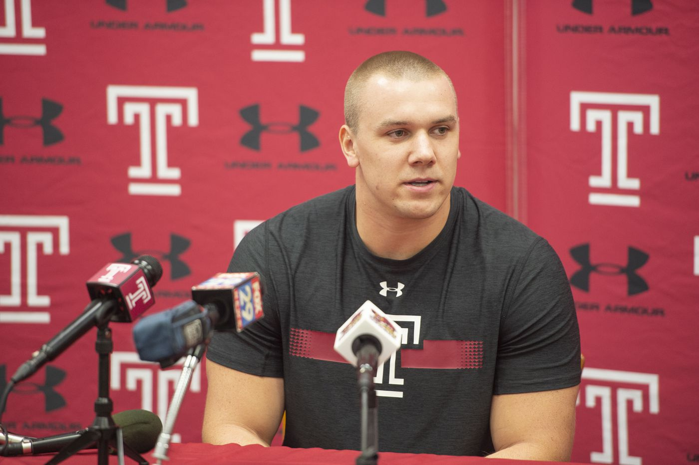 Zack Mesday is a Temple poster child for grit and resilience | Mike Jensen