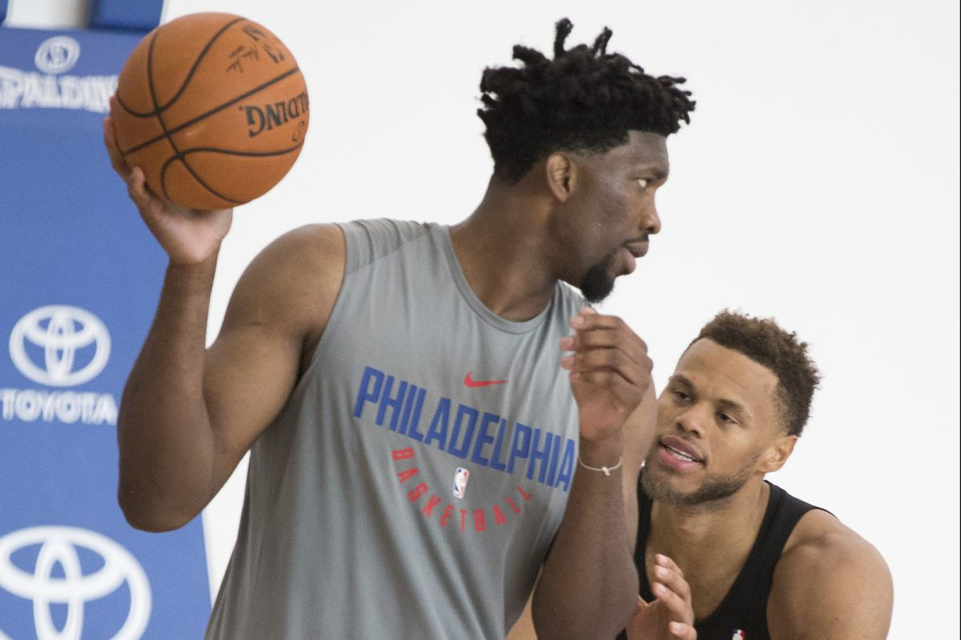 Sixers say Embiid will be back to 'old Joel'
