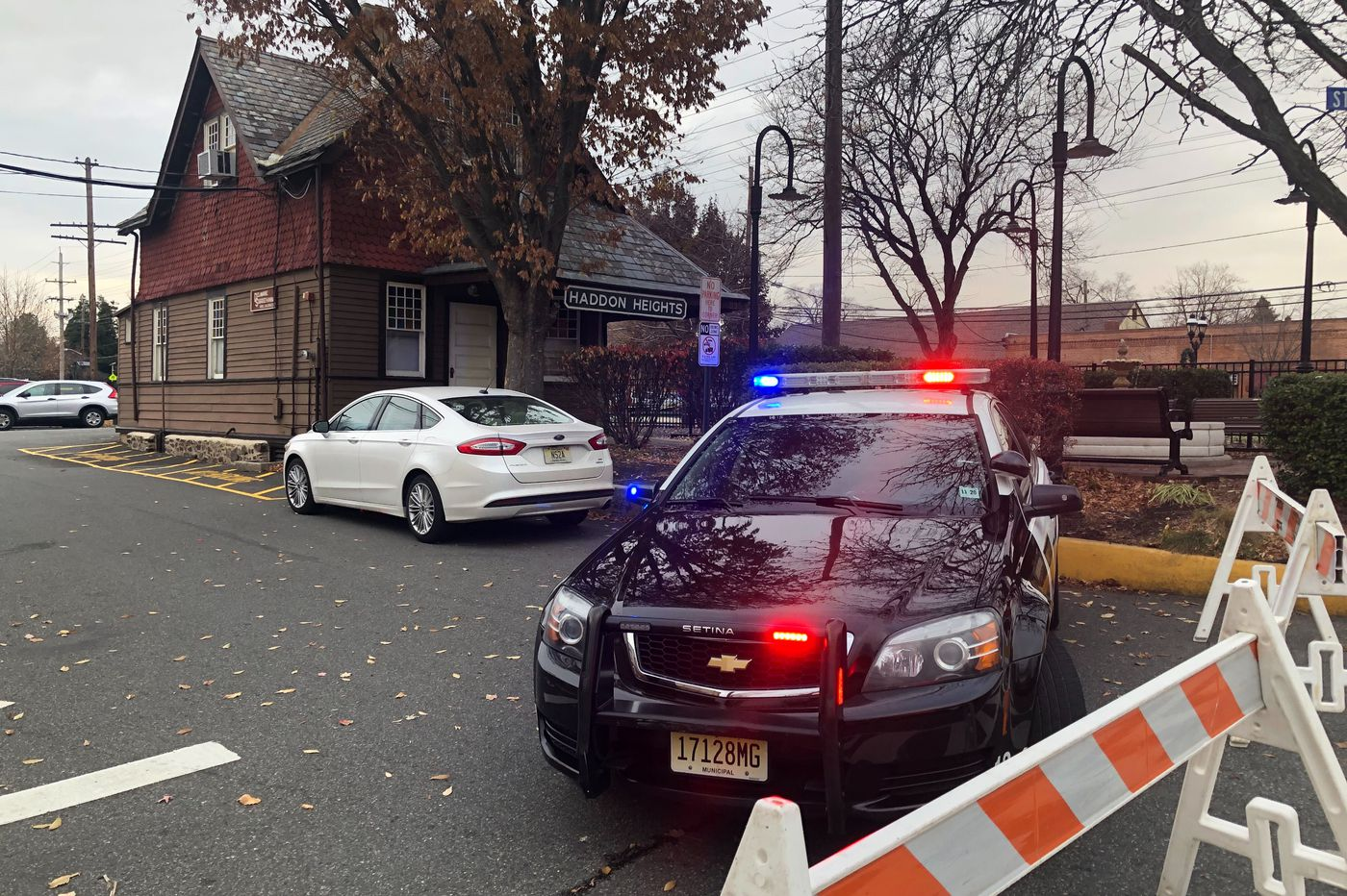 Man, 68, killed by train in Haddon Heights