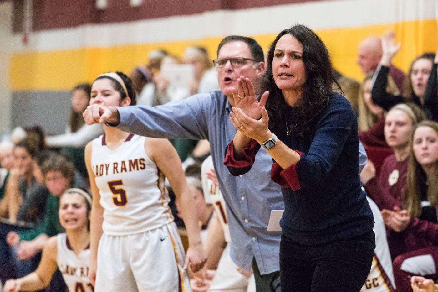 Gloucester Catholic coach Lisa Gedaka win 600th game