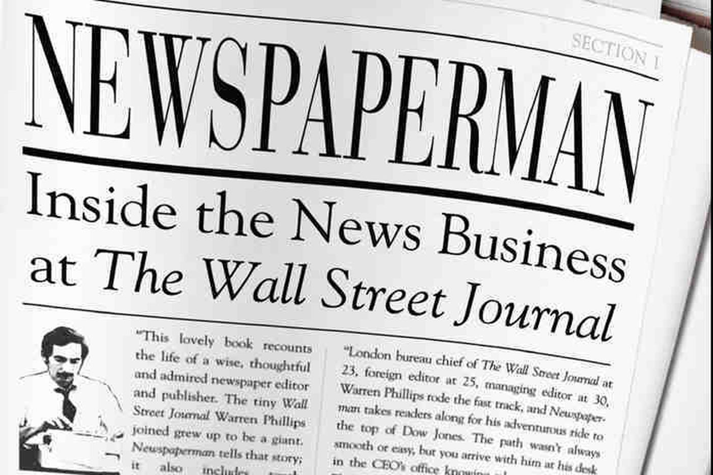 'Newspaperman': A story of success at the Wall Street Journal