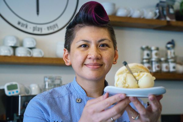 At Kensington's Flow State, Filipino sweets power a pastry chef's personal journey