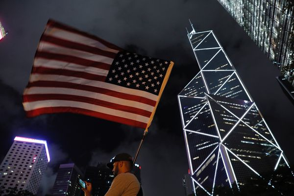 Hong Kong protesters should wave dollar bills, not U.S. flag, so NBA, Trump will pay attention | Will Bunch