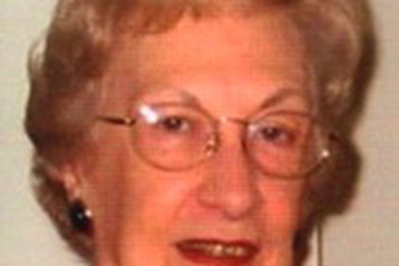 Marie Hogan-Sullivan | Chester teacher, 81