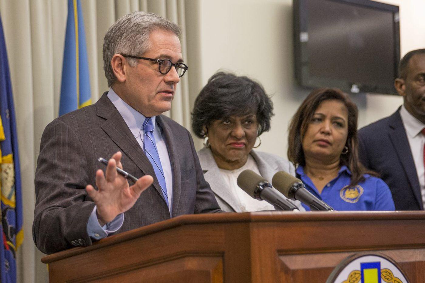Philly DA Larry Krasner won't seek cash bail in certain crimes