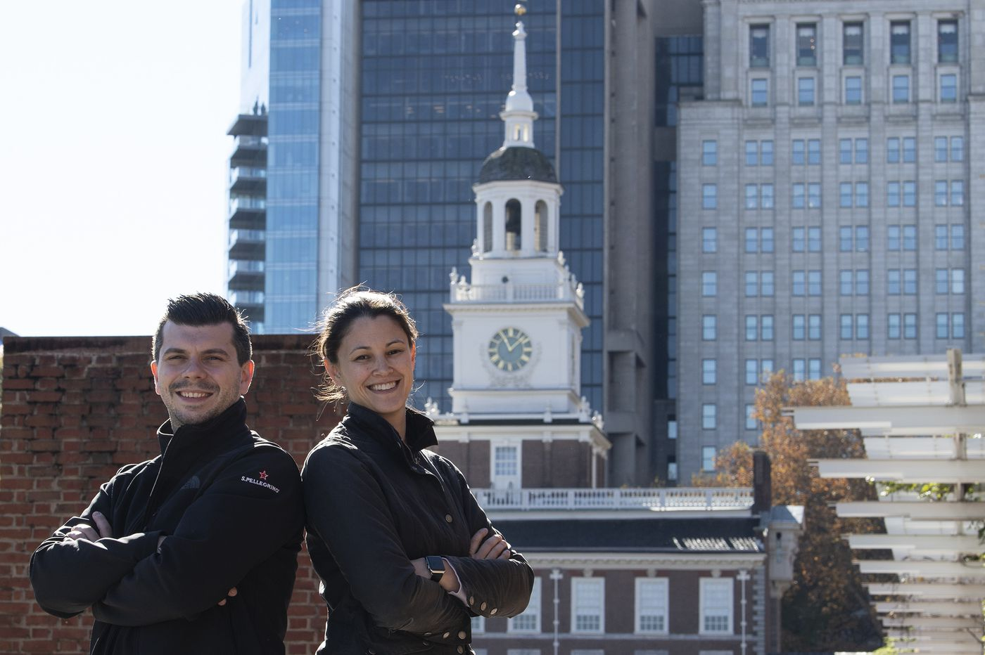 Meet Eddie Konrad and Natalie Maronski, the two Philly competitors on this season of 'Top Chef'
