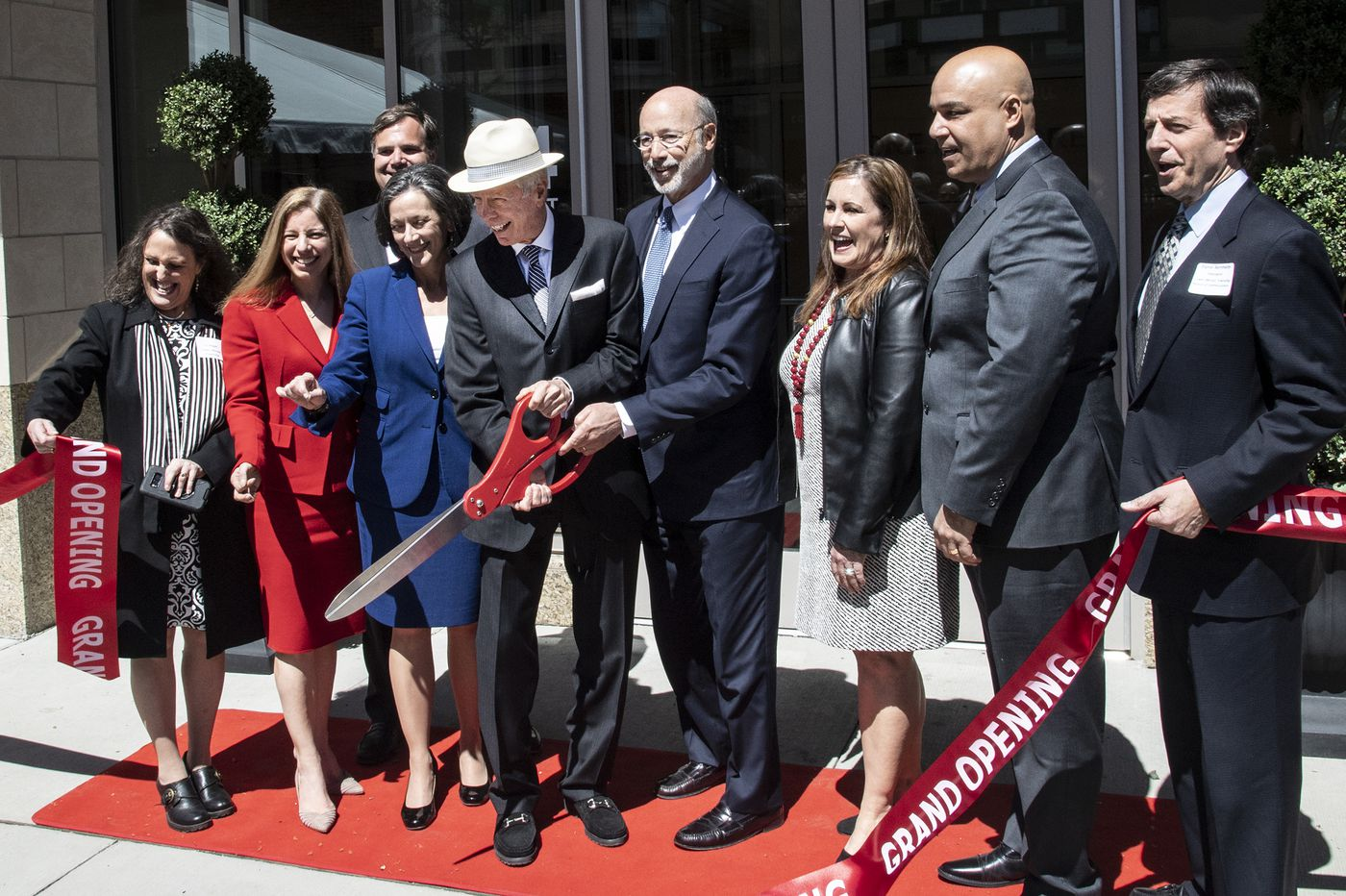 After 11 years of 'delays and setbacks,' developer Carl Dranoff unveils apartment building in Ardmore