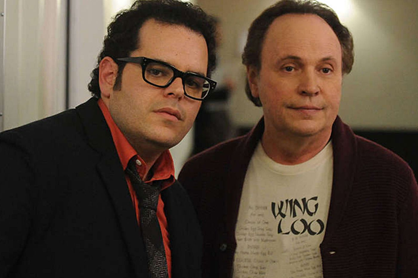 Billy Crystal, Josh Gad pair up for 'The Comedians'