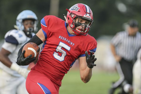Neshaminy linebacker Oleh Manzyk commits to New Hampshire