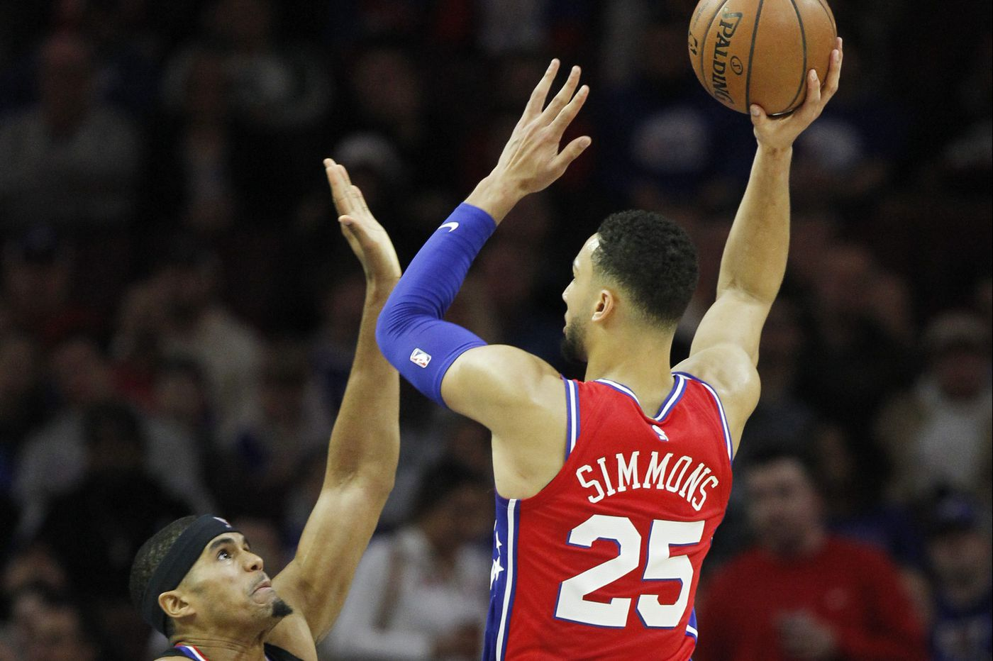 Sixers' Ben Simmons and the long road to longer shots | Bob Ford