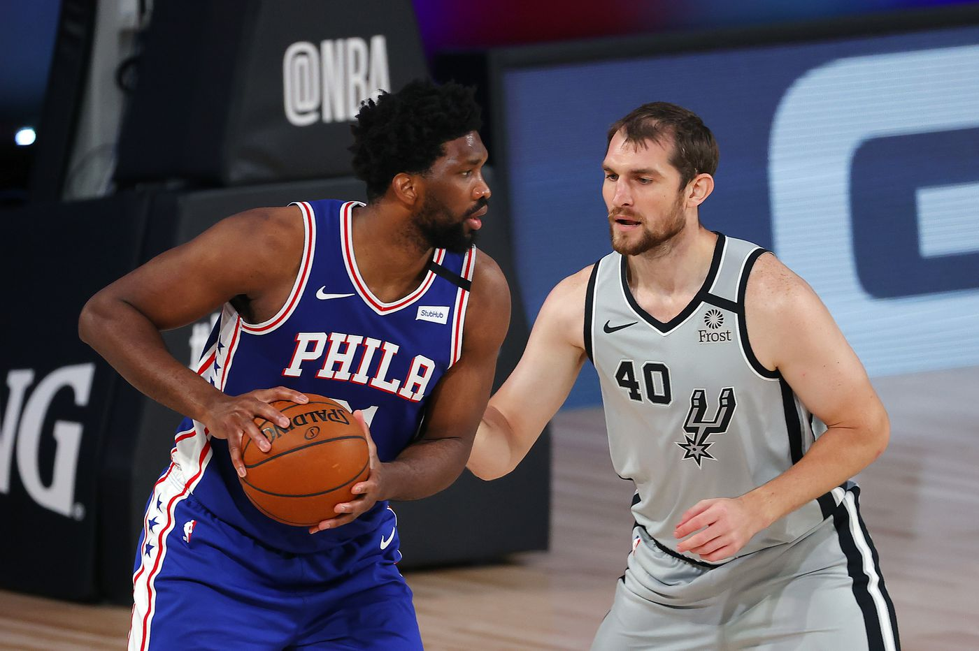 Joel Embiid making progress against double teams; Josh Richardson's aggressiveness pays off for Sixers