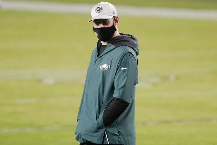 Carson Wentz should be happy that he's sabotaged the Eagles for the foreseeable future.