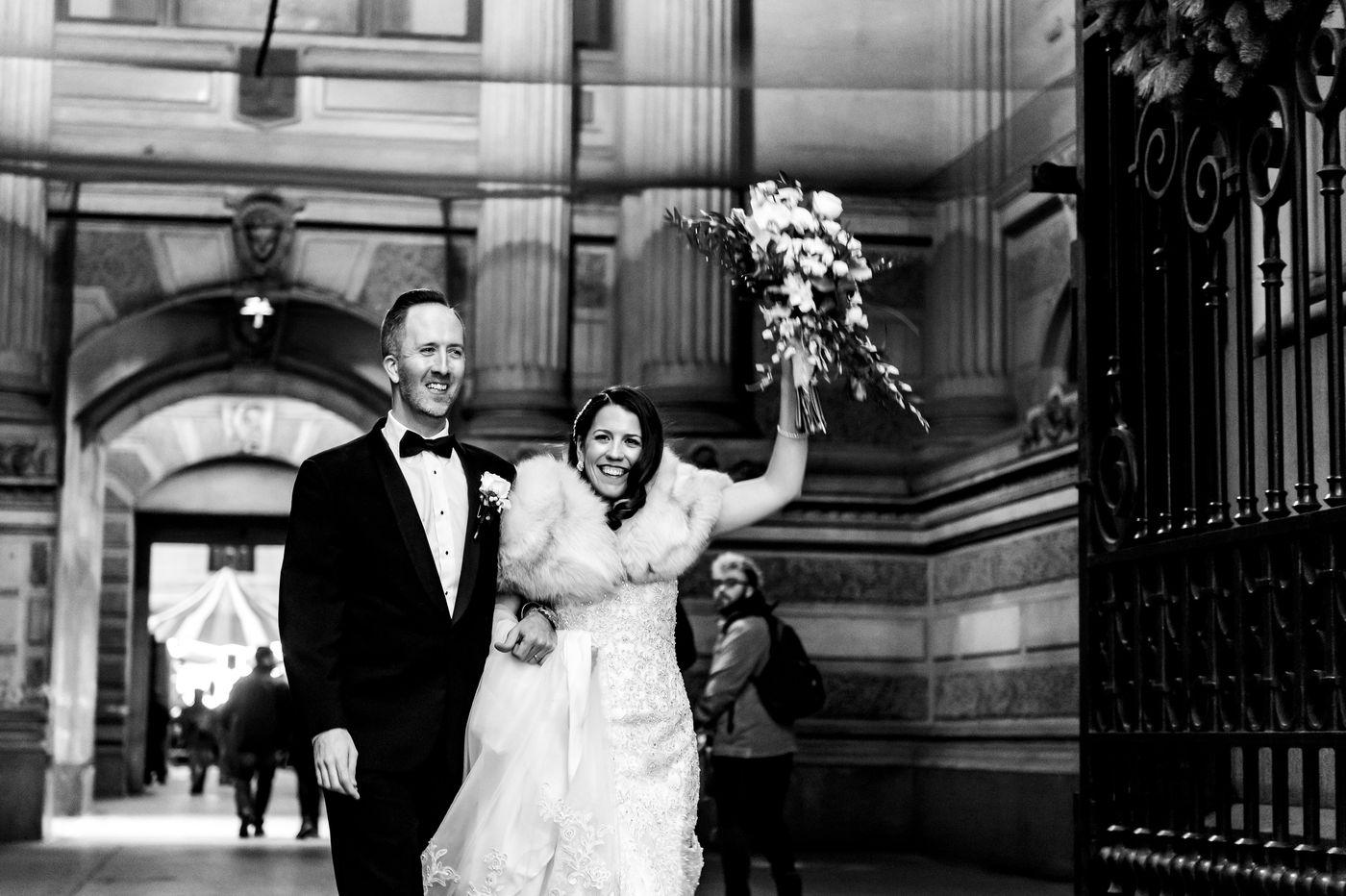 Philadelphia weddings: Alexandra Meis and Nicholas Larson