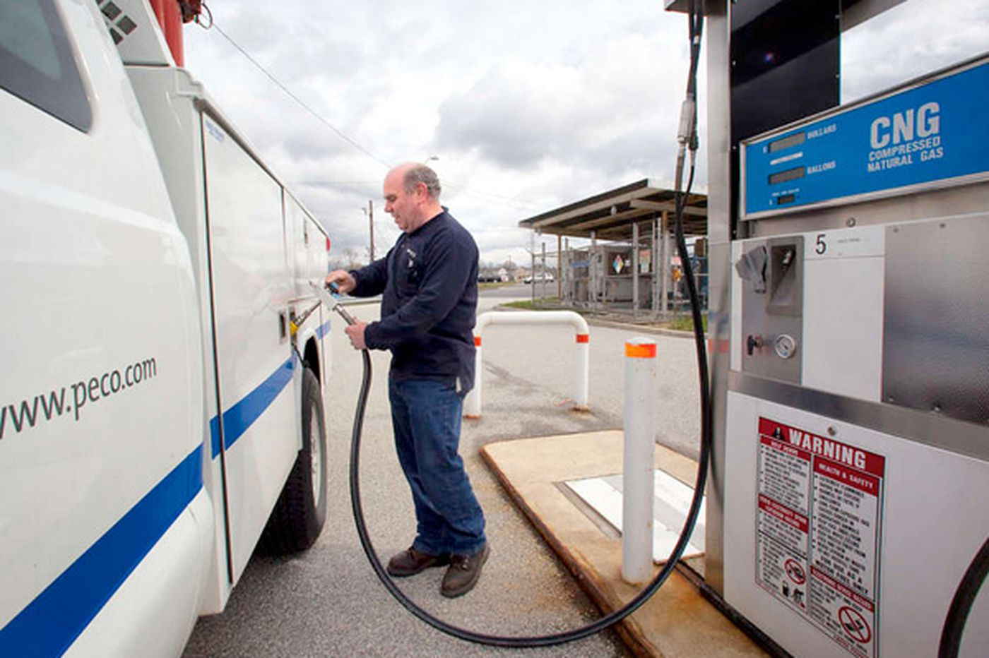 Another case for CNG-only cars