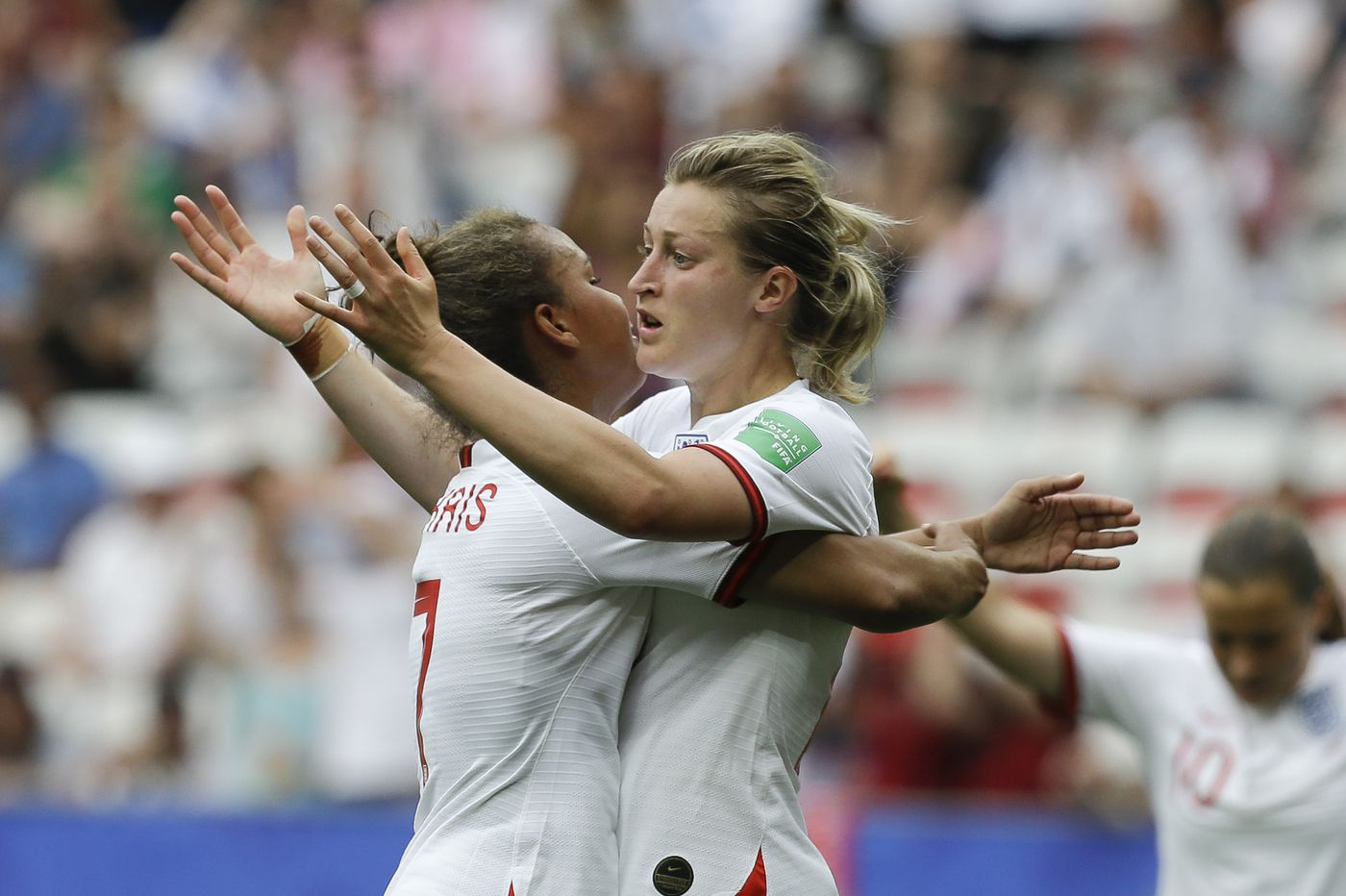England holds off Scotland's upset bid for 2-1 win in Women's World Cup opener