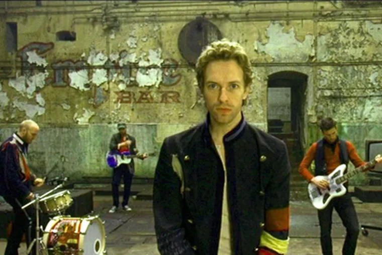 Chris Martin and Coldplay. (Photo credit: Stephan Craneanscki)