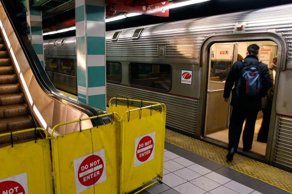 Makeover is coming for PATCO stations