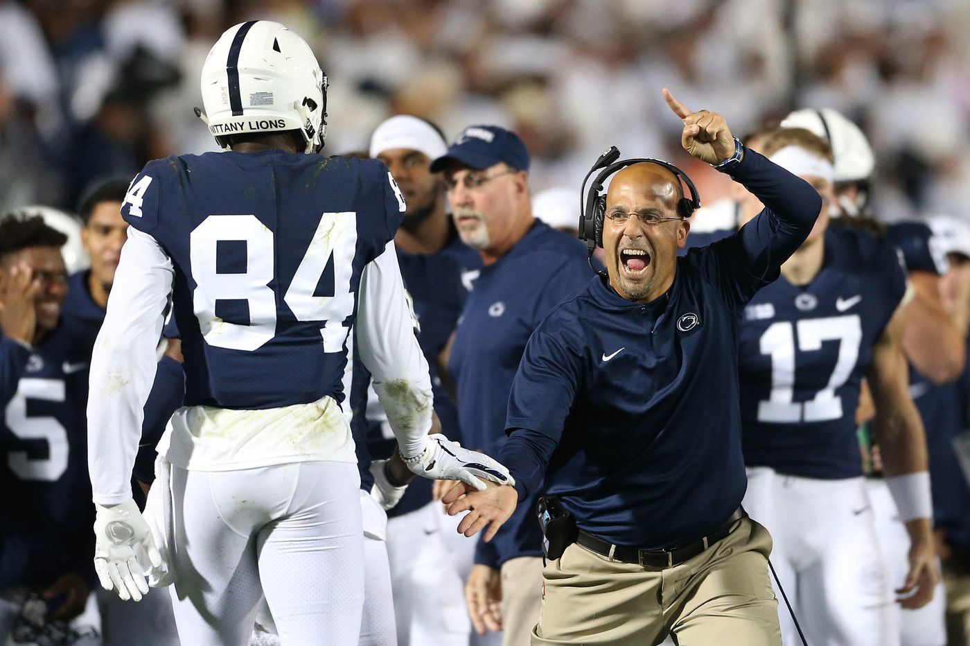 Penn State hires Gerad Parker to be new wide receivers coach